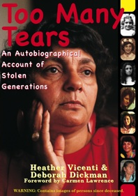 Too Many Tears front cover